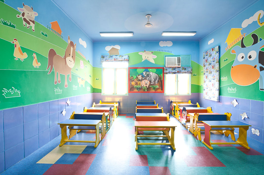 Modern Nursery Classroom ~ How to name a preschool squadhelp