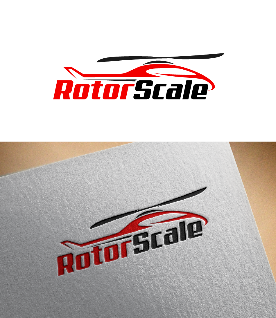Logo For New RC Helicopter Brand