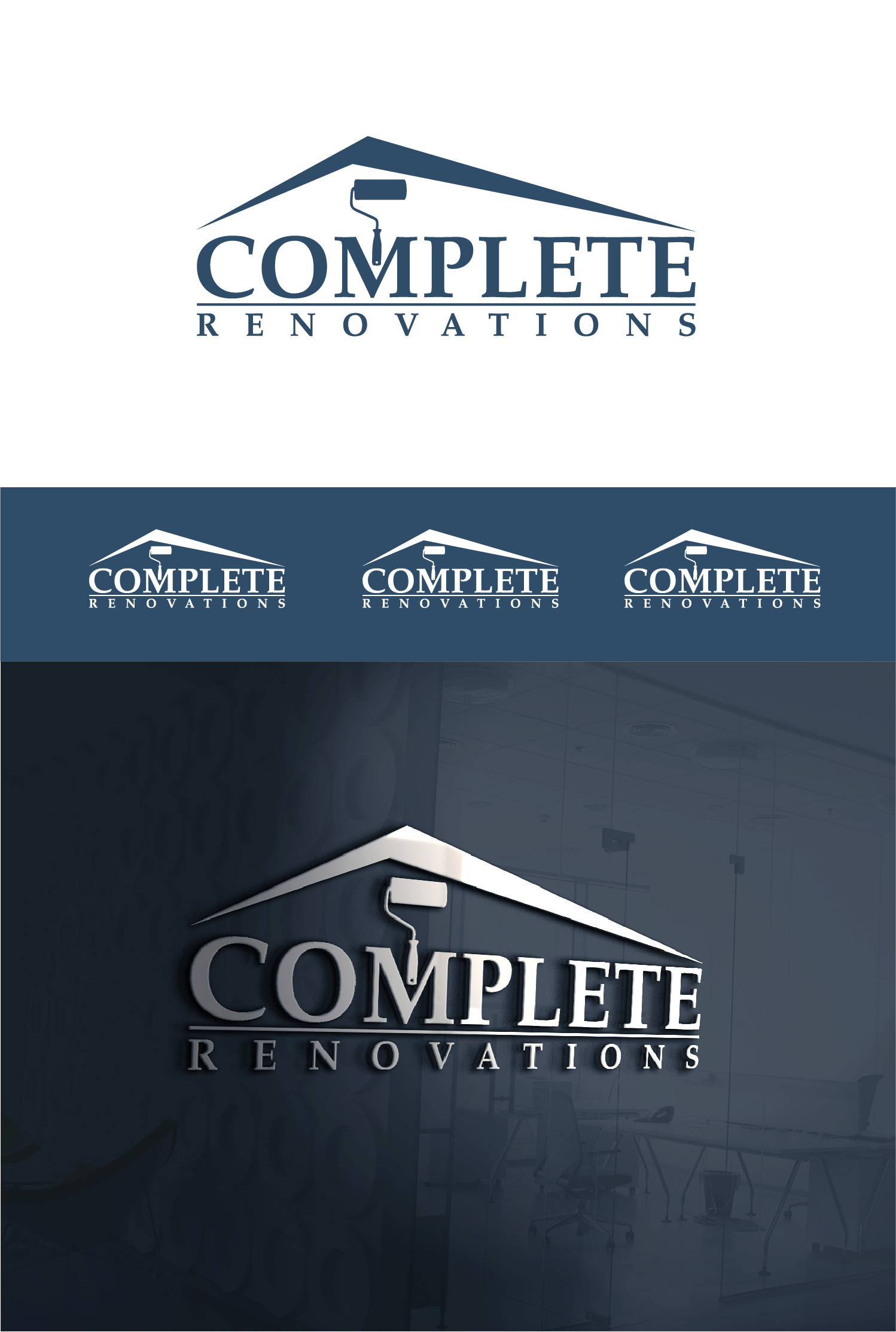 Logo For Home Remodeling Business 14534 Squadhelp