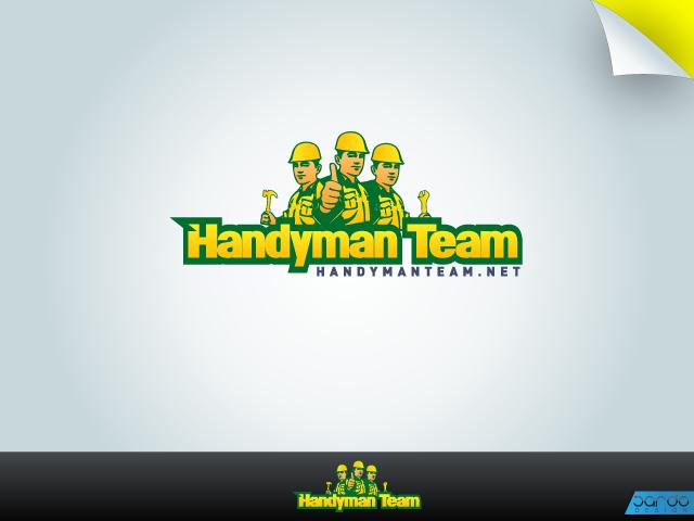 new logo for handyman business handyman team squadhelp