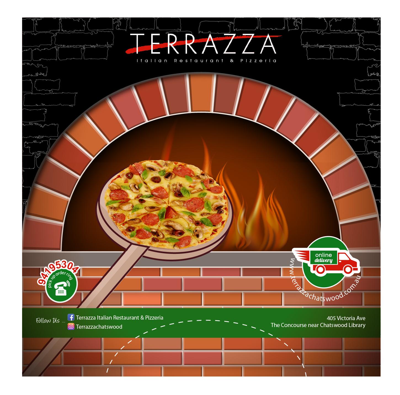 Terrazza Italian Restaurant Pizzeria 10398 Squadhelp