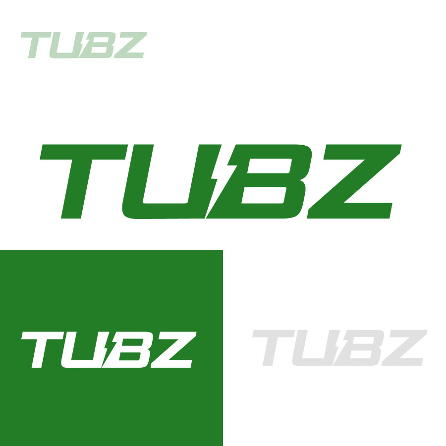New Logo For Tubz, A Power And Energy Storage Brand | 14900 | Squadhelp