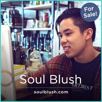 Name For Sale - SoulBlush.com