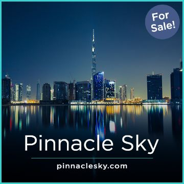 Name For Sale - PinnacleSky.com