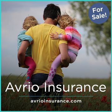 Name For Sale - AvrioInsurance.com