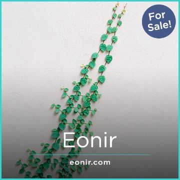 Name For Sale - Eonir.com