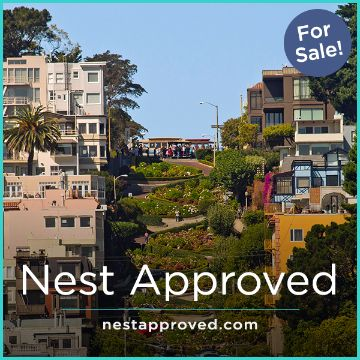 Name For Sale - nestapproved.com