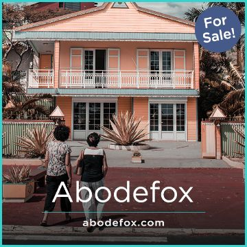 Name For Sale - AbodeFox.com