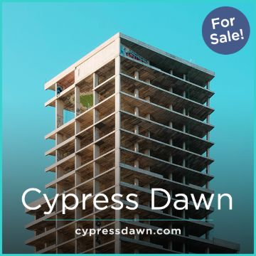 Name For Sale - CypressDawn.com