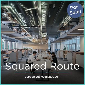 Name For Sale - SquaredRoute.com