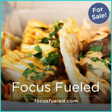 Name For Sale - FocusFueled.com
