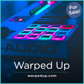 Name For Sale - WarpedUp.com