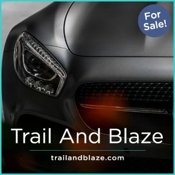 Name For Sale - TrailAndBlaze.com
