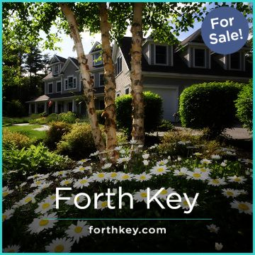 Name For Sale - ForthKey.com