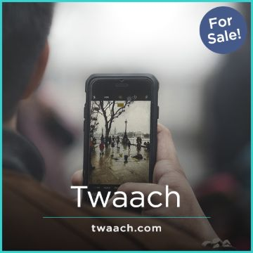 Name For Sale - Twaach.com