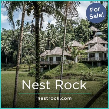 Name For Sale - Nestrock.com