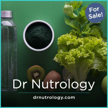 Name For Sale - DrNutrology.com