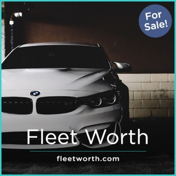 Name For Sale - Fleetworth.com
