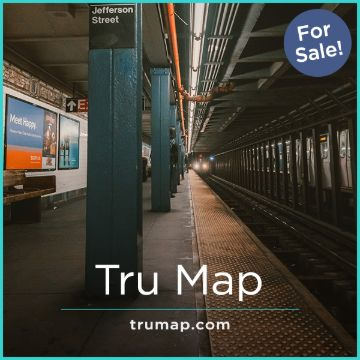 Name For Sale - TruMap.com