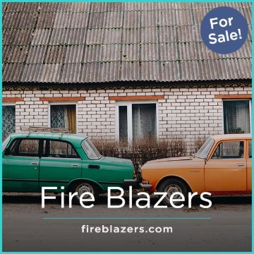Name For Sale - FireBlazers.com