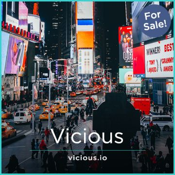 Vicious.io