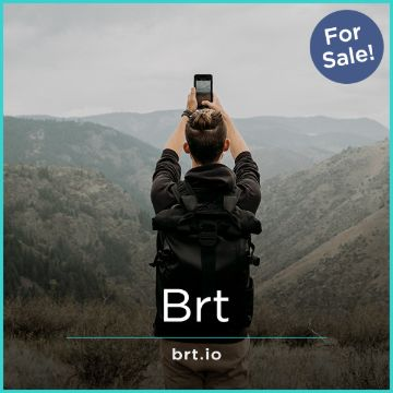 Name For Sale - brt.io