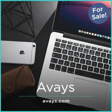 Name For Sale - avays.com
