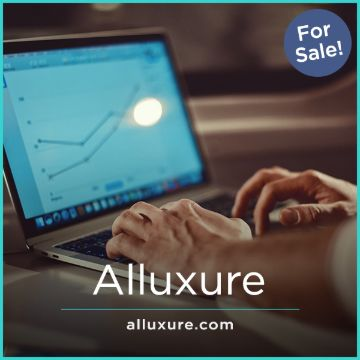 Name For Sale - Alluxure.com