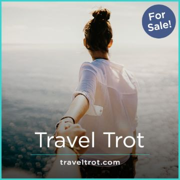 Name For Sale - TravelTrot.com