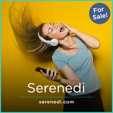 Name For Sale - Serenedi.com