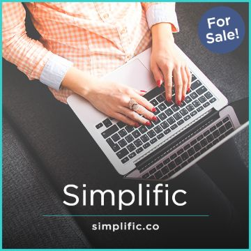 Name For Sale - Simplific.co