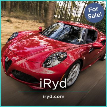 Name For Sale - iRyd.com