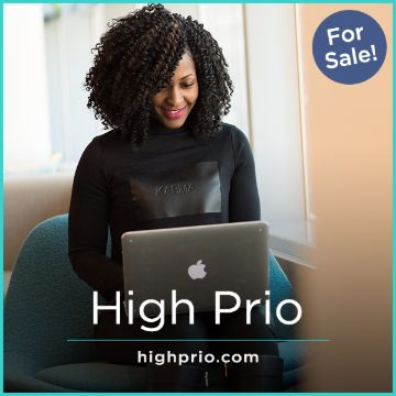 Name For Sale - HighPrio.com