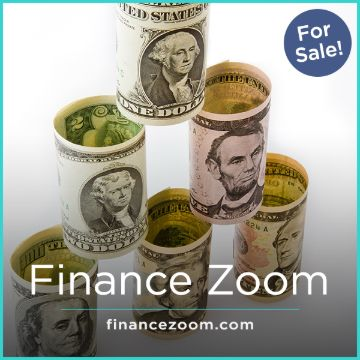 Name For Sale - FinanceZoom.com