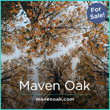 Name For MavenOak.com