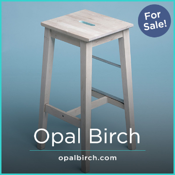 Name For Sale - OpalBirch.com