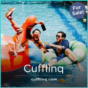Name For Sale - Cufflinq.com