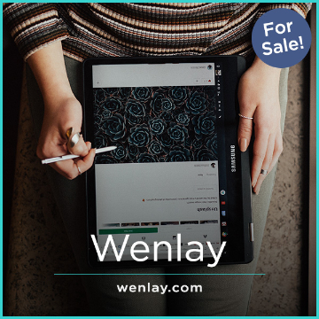 Name For Sale - Wenlay.com