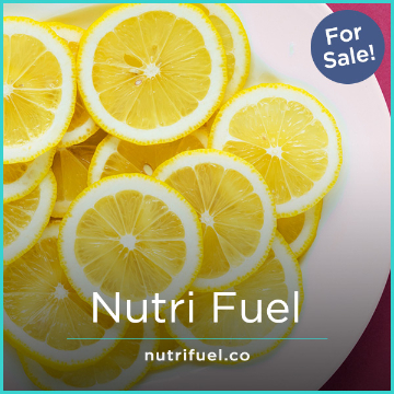 Name For Sale - NutriFuel.co