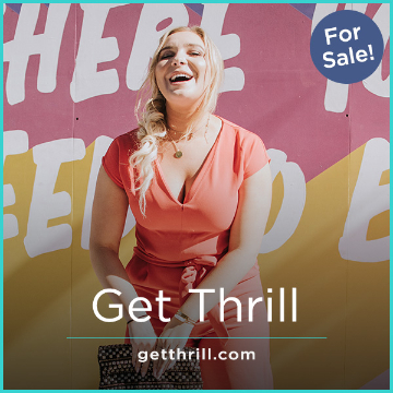 Name For Sale - GetThrill.com