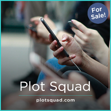 Name For Sale - PlotSquad.com