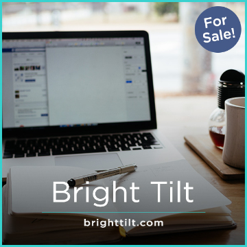 Name For Sale - BrightTilt.com