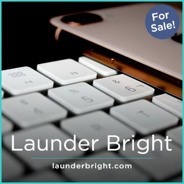 Name For Sale - LaunderBright.com