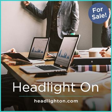 Name For Sale - HeadlightOn.com
