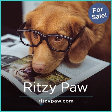 Name For Sale - RitzyPaw.com