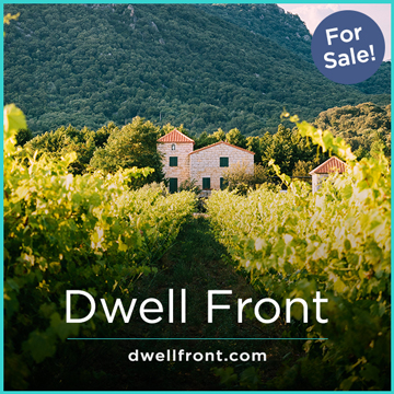 Name For Sale - Dwellfront.com