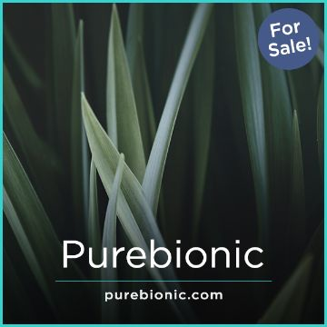 Name For Sale - Purebionic.com