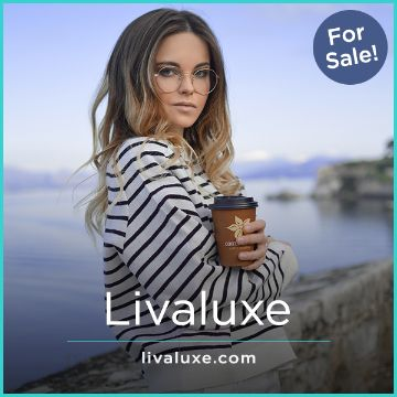 Name For Sale - Livaluxe.com