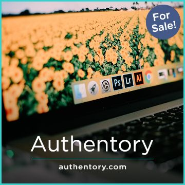 Name For Sale - Authentory.com
