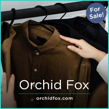 Name For Sale - OrchidFox.com